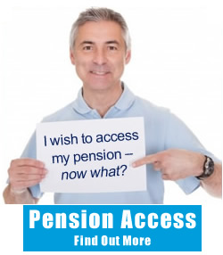 Pension transfer IFA